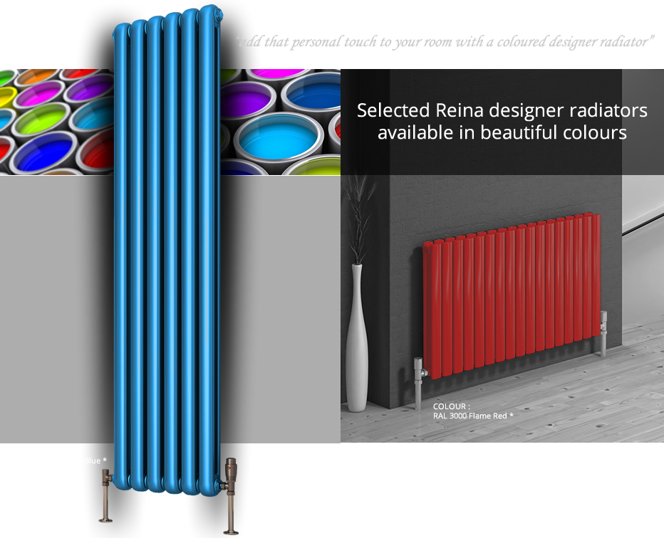 ral colour radiators